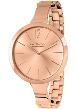 fashion наручные  женские часы Jacques Lemans LP-115G. Коллекция La Passion