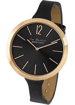 fashion наручные  женские часы Jacques Lemans LP-115K. Коллекция La Passion