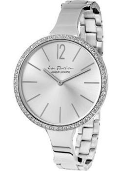 fashion наручные  женские часы Jacques Lemans LP-116A. Коллекция La Passion