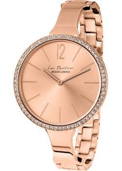 fashion наручные  женские часы Jacques Lemans LP-116B. Коллекция La Passion