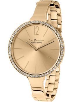 fashion наручные  женские часы Jacques Lemans LP-116C. Коллекция La Passion