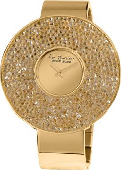 fashion наручные  женские часы Jacques Lemans LP-118G. Коллекция La Passion