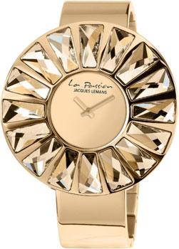 fashion наручные  женские часы Jacques Lemans LP-120C. Коллекция La Passion
