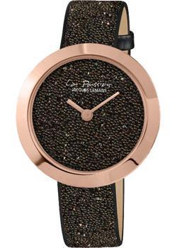fashion наручные  женские часы Jacques Lemans LP-124C. Коллекция La Passion