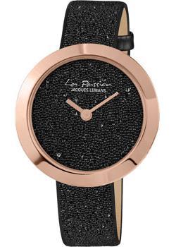 fashion наручные  женские часы Jacques Lemans LP-124E. Коллекция La Passion