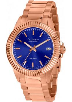 fashion наручные  женские часы Jacques Lemans LP-125L. Коллекция La Passion