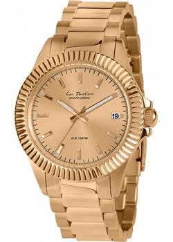 fashion наручные  женские часы Jacques Lemans LP-125M. Коллекция La Passion