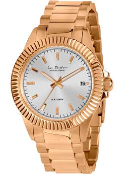 fashion наручные  женские часы Jacques Lemans LP-125R. Коллекция La Passion
