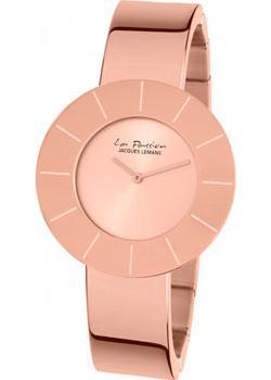 fashion наручные  женские часы Jacques Lemans LP-128B. Коллекция La Passion