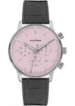 fashion наручные  мужские часы Jacques Lemans N-209F. Коллекция Classic.