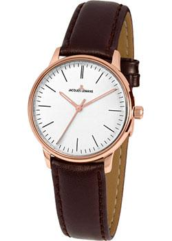 fashion наручные  женские часы Jacques Lemans N-217D. Коллекция Classic
