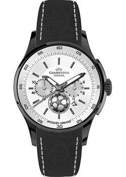 fashion наручные  мужские часы Jacques Lemans U-32R. Коллекция UEFA