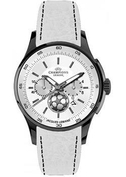 fashion наручные  мужские часы Jacques Lemans U-32S. Коллекция UEFA