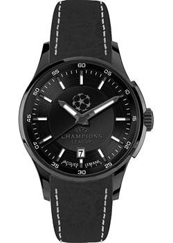 fashion наручные  мужские часы Jacques Lemans U-35H. Коллекция UEFA
