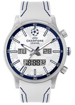 fashion наручные  мужские часы Jacques Lemans U-40B. Коллекция UEFA.
