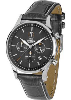fashion наручные  мужские часы Jacques Lemans U-61A. Коллекция UEFA.