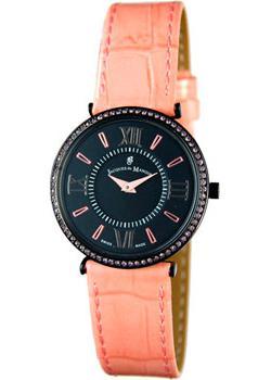 Швейцарские наручные  женские часы Jacques du Manoir JCN.33. Коллекция Cocktail