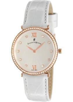 Швейцарские наручные  женские часы Jacques du Manoir SOR.10. Коллекция Cocktail