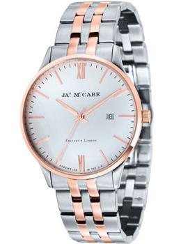 мужские часы James McCabe JM-1016-33. Коллекци London