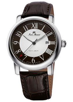 Швейцарские наручные  мужские часы Jean Marcel 160.251.76. Коллекция CLARUS