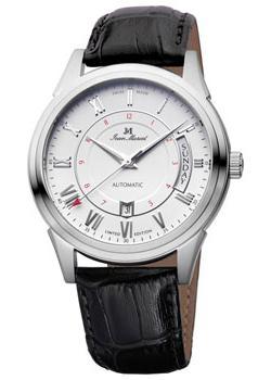 Швейцарские наручные  мужские часы Jean Marcel 160.267.56. Коллекция ASTRUM