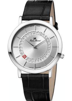 Швейцарские наручные  мужские часы Jean Marcel 160.302.52. Коллекция Ultraflach