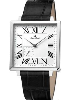 Швейцарские наручные мужские часы Jean Marcel 160.303.26. Коллекция Ultraflach