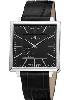 Швейцарские наручные  мужские часы Jean Marcel 160.303.32. Коллекция Ultraflach