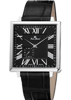 Швейцарские наручные мужские часы Jean Marcel 160.303.36. Коллекция Ultraflach