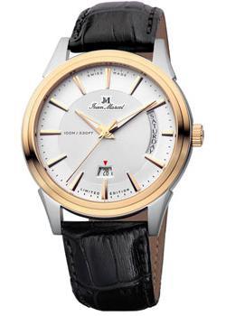 Швейцарские наручные  мужские часы Jean Marcel 161.267.52. Коллекция ASTRUM