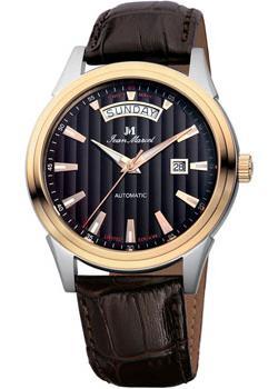 Швейцарские наручные  мужские часы Jean Marcel 161.267.73. Коллекция ASTRUM