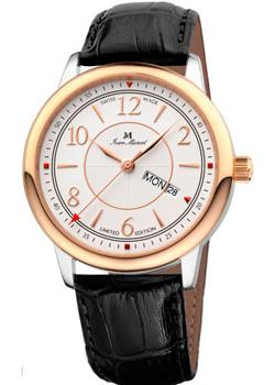 Швейцарские наручные мужские часы Jean Marcel 161.271.53. Коллекция Palmarium