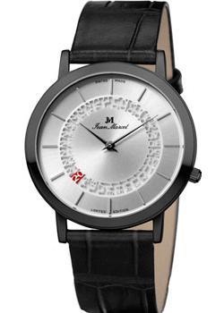 Швейцарские наручные  мужские часы Jean Marcel 165.302.52. Коллекция Ultraflach