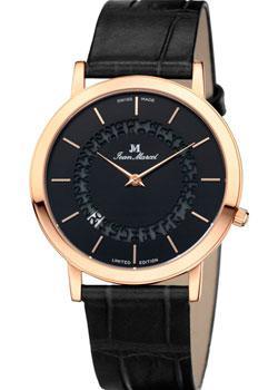 Швейцарские наручные  мужские часы Jean Marcel 170.302.32. Коллекция Ultraflach
