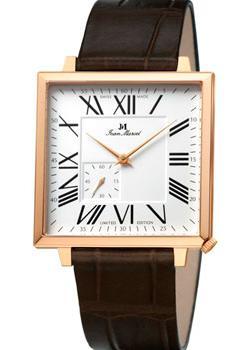 Швейцарские наручные  мужские часы Jean Marcel 170.303.26. Коллекция Ultraflach