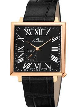 Швейцарские наручные  мужские часы Jean Marcel 170.303.36. Коллекция Ultraflach