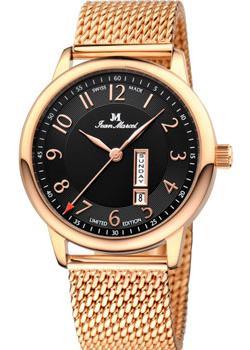 Швейцарские наручные мужские часы Jean Marcel 570.271.35. Коллекция Palmarium