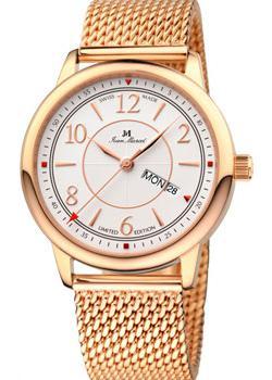Швейцарские наручные мужские часы Jean Marcel 570.271.53. Коллекция Palmarium