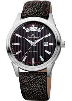 Швейцарские наручные  мужские часы Jean Marcel 960.267.73. Коллекция ASTRUM