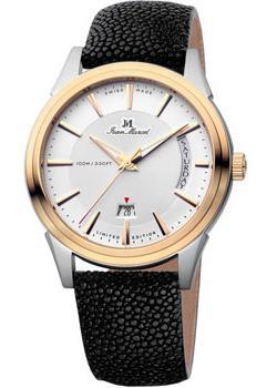 Швейцарские наручные  мужские часы Jean Marcel 961.267.52. Коллекция ASTRUM