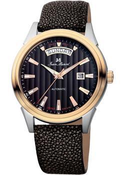 Швейцарские наручные  мужские часы Jean Marcel 961.267.73. Коллекция ASTRUM