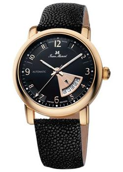 Швейцарские наручные  мужские часы Jean Marcel 970.251.33. Коллекция CLARUS