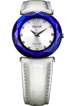 Швейцарские наручные  женские часы Jowissa J1.010.M. Коллекция Safira.