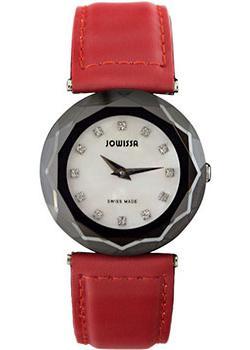 Швейцарские наручные  женские часы Jowissa J1.036.M. Коллекция Safira