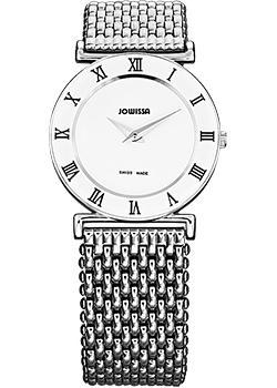 Швейцарские наручные  женские часы Jowissa J2.003.M. Коллекция Roma
