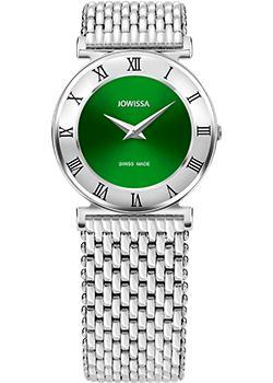 Швейцарские наручные  женские часы Jowissa J2.023.M. Коллекция Roma