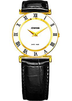 Швейцарские наручные  женские часы Jowissa J2.028.M. Коллекция Roma