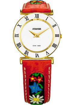 Швейцарские наручные  женские часы Jowissa J2.036.M. Коллекция Roma