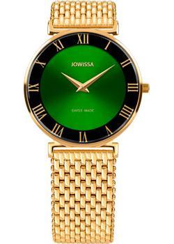 Швейцарские наручные  женские часы Jowissa J2.046.L. Коллекция Roma