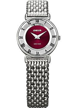 Швейцарские наручные  женские часы Jowissa J2.072.S. Коллекция Roma
